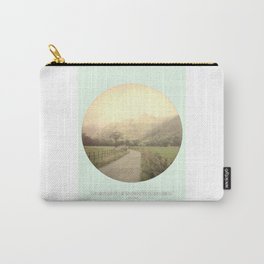 Mountain Tops Carry-All Pouch