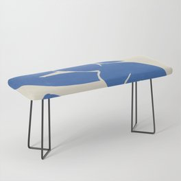 Blue Nude by Henri Matisse  Bench