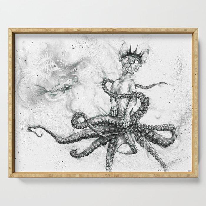 Octopuss Serving Tray