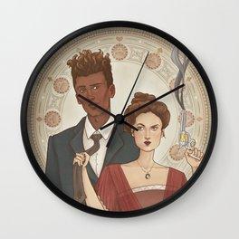 Envi Wall Clock