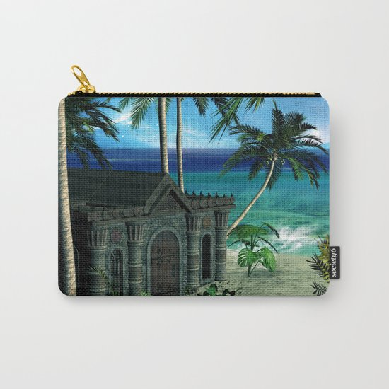 The  forgotten island Carry-All Pouch