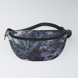 EXOTIC GARDEN - NIGHT XII Fanny Pack