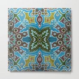 Tapestry Tango Metal Print