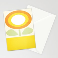 Minimal Flower Stationery Cards
