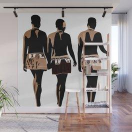 zulu sisters Wall Mural