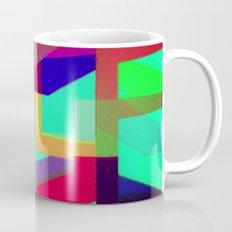 Colorful Truth. Green. Coffee Mug