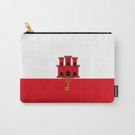 flag of Gilbraltar Carry-All Pouch