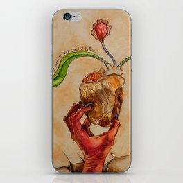 The Soul of a Woman was Created Below iPhone Skin