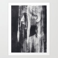 The Silence In The Grandness Of Things Art Print