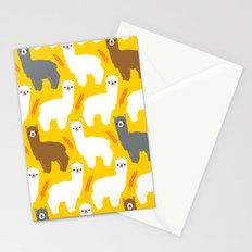 The Alpacas Stationery Cards