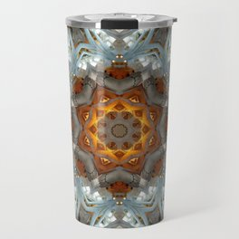 Sagrada Familia - Mandala Arch 1 Travel Mug