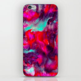 Lava iPhone Skin
