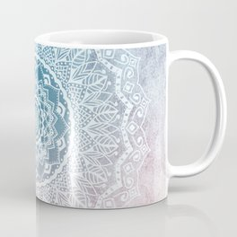 VINTAGE SPRING LACE MANDALA Coffee Mug