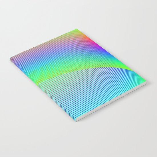 Endless Rainbow Notebook