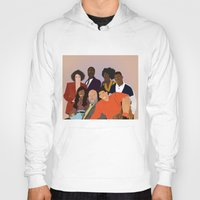 fresh prince Hoodies featuring The Fresh Prince by Jara Montez
