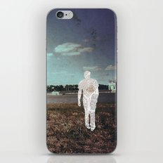 We're All Bound To Be Nothing More Than Stories iPhone & iPod Skin