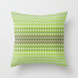 Coconut Palm Indonesia 3 Throw Pillow