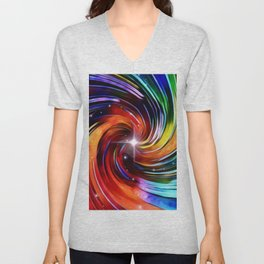 Singularity Unisex V-Neck