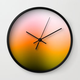 Energy and Light Wall Clock