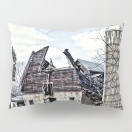 Wisconsin Old Barn 3 Pillow Sham