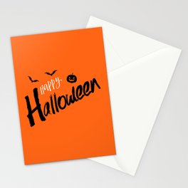 The Happy Halloween III Stationery Cards