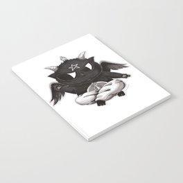 Black Cathomet Notebook