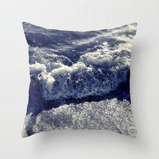 sandsea Throw Pillow