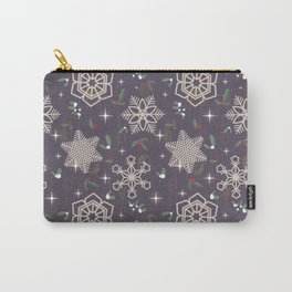 Xmas In The City Carry-All Pouch