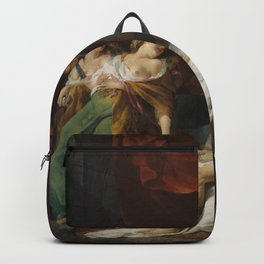 Nöel Halle - The Death of Seneca Backpack