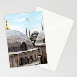 Istanbul's Blue Mosque Stationery Cards