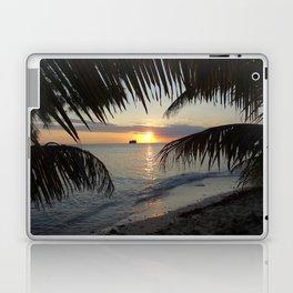 Caribbean Sunrise Laptop & iPad Skin