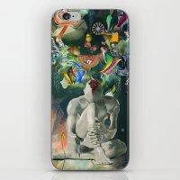 archan nair iPhone & iPod Skins featuring Ia:Sija by Archan Nair