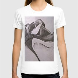 Black Heel T-shirt