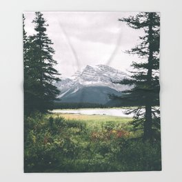 Alberta Throw Blanket