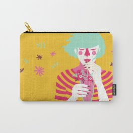 spring has come Carry-All Pouch