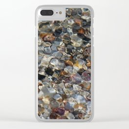 The Gulf Underneath Clear iPhone Case