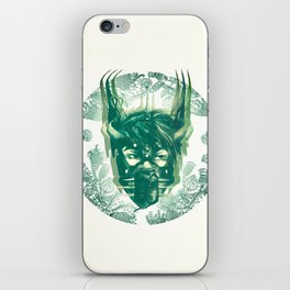 EXECUTIONER - FLORAL iPhone Skin