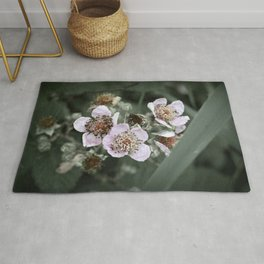 Delicate like you and me Rug