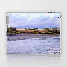 Camping on the Yellowstone River Laptop & iPad Skin
