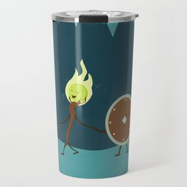 Let's All Go On an Adventure Travel Mug