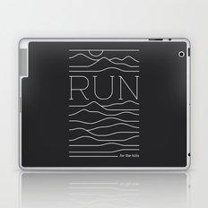 Run for the Hills Laptop & iPad Skin