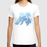 warhammer T-shirts featuring Wolves on the horizon by HenkusFilijokus