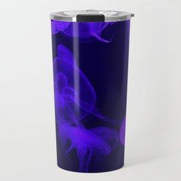 Moon Jellyfish I Travel Mug