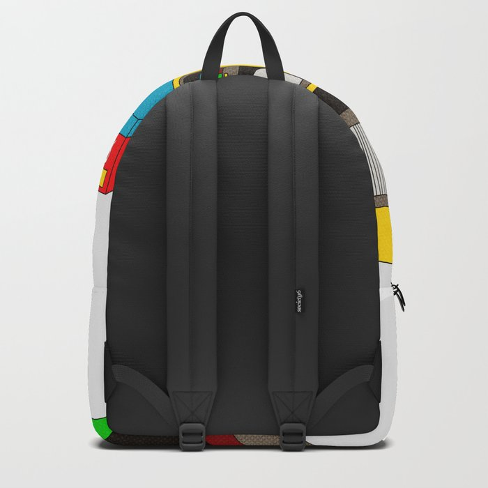 Captures Great Moments (color toy) Backpack