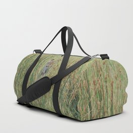 Playing hide and seek Duffle Bag