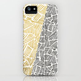 Inca Day & Night iPhone Case