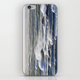 Endless Waves iPhone Skin