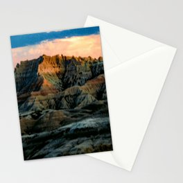 Dragon Mountains Stationery Cards