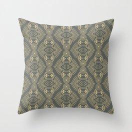 Elegant Watch Throw Pillow