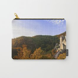Castle in the woods Carry-All Pouch